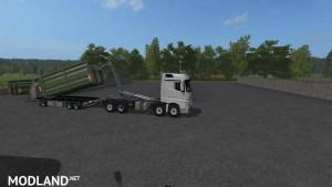 Mercedes Actros MP4 IT Runner 8x8 v 1.3.0, 4 photo
