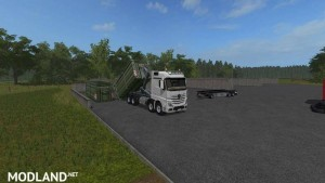 Mercedes Actros MP4 IT Runner 8x8 v 1.3.0, 5 photo