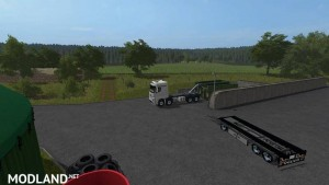 Mercedes Actros MP4 IT Runner 8x8 v 1.3.0, 6 photo