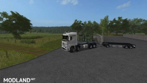 Mercedes Actros MP4 IT Runner 8x8 v 1.3.0, 8 photo