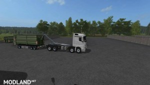 Mercedes Actros MP4 IT Runner 8x8 v 1.3.0, 9 photo