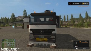 Mercedes balayeuse v 1.0, 8 photo