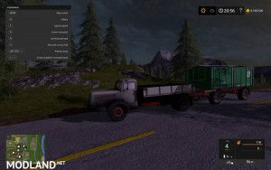 Mercedes Flatbed 334K v 1.0.0.0, 3 photo