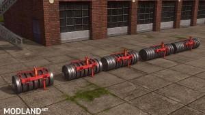 Metaltech Silo-Roller Pack v 1.0