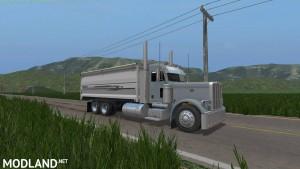 Modified Peterbilt 389 grain truck v 1.0, 1 photo