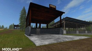 Modules Stockage Placeable FS 17 v 1.2, 2 photo