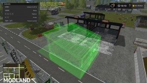 Modules Stockage Placeable FS 17 v 1.2, 3 photo