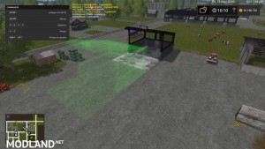 Modules Stockage Placeable FS 17 v 1.2, 4 photo