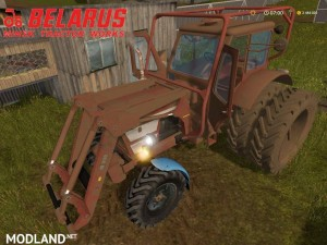 MTZ 52 FL v 1.0, 1 photo