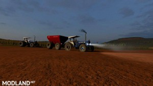 New Holland 8030 v 1.0, 3 photo