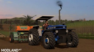 New Holland 8030 v 1.0, 1 photo