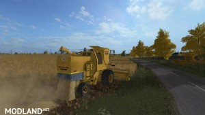 New Holland Clayson M135 v 1.0, 4 photo