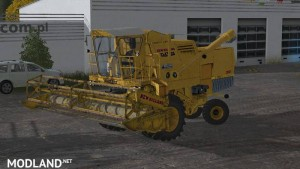 New Holland Clayson M135 v 1.0, 5 photo