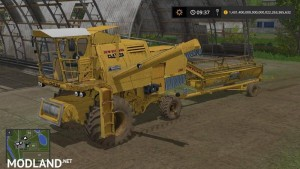 New Holland Clayson M135 v 1.0, 1 photo