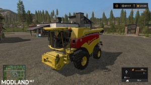 NEW HOLLAND CR 7.90 120 YEARS PACK v 1.0, 1 photo