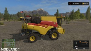 NEW HOLLAND CR 7.90 120 YEARS PACK v 1.0, 6 photo