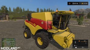 NEW HOLLAND CR 7.90 120 YEARS PACK v 1.0, 7 photo