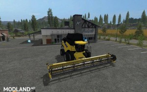 New Holland CR 9090 v 1.0