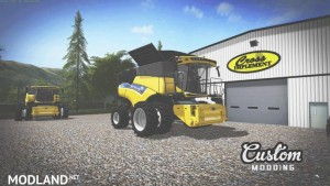 New Holland CR North American v 1.3, 2 photo