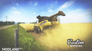 New Holland CR North American v 1.3, 3 photo