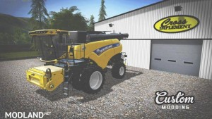 New Holland CR North American v 1.3, 4 photo