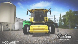 New Holland CR North American v 1.3, 5 photo