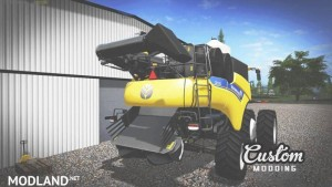 New Holland CR North American v 1.3, 6 photo