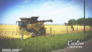 New Holland CR North American v 1.3, 1 photo