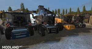 New Holland CR10.90 Paint and Chassis Choice v 1.0.2, 2 photo