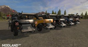 New Holland CR10.90 Paint and Chassis Choice v 1.0.2, 5 photo
