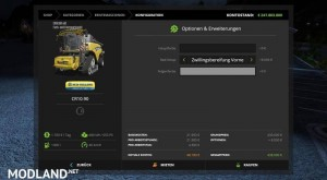 New Holland CR10.90 Paint and Chassis Choice v 1.0.2, 6 photo