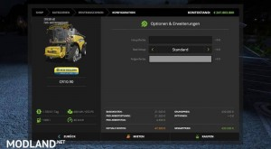New Holland CR10.90 Paint and Chassis Choice v 1.0.2, 7 photo