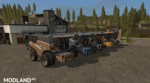 New Holland CR10.90 Paint and Chassis Choice v 1.0.2, 4 photo