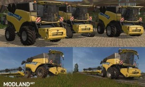 New Holland CR10.90 WS v 1.0, 1 photo