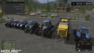New Holland Pack by Stevie v1.0.0.1, 2 photo