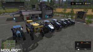 New Holland Pack by Stevie v1.0.0.1, 1 photo
