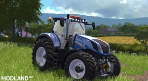 New Holland T7 Modified v 1.0, 2 photo