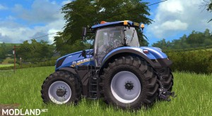 New Holland T7 Modified v 1.0, 3 photo