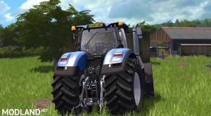 New Holland T7 Modified v 1.0, 4 photo