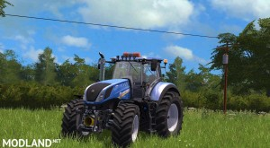 New Holland T7 Modified v 1.0, 1 photo