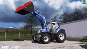 New Holland T7 Series MR v 1.2, 2 photo