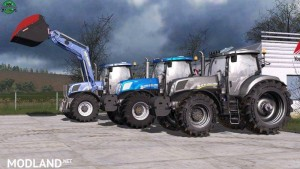 New Holland T7 Series MR v 1.2, 3 photo