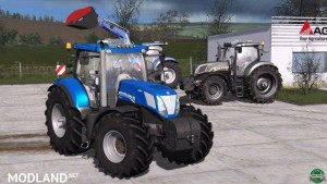 New Holland T7 Series MR v 1.2, 4 photo