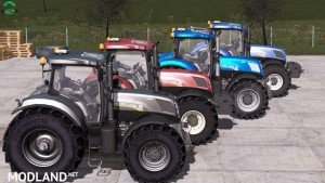 New Holland T7 Series MR v 1.2, 1 photo