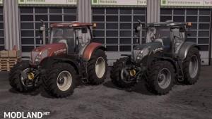 New Holland T7 Tier4a v 1.0