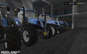 New Holland T7 v 1.0, 3 photo