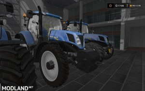 New Holland T7 v 1.0, 4 photo