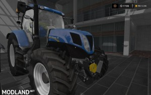 New Holland T7 v 1.0, 5 photo