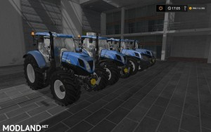 New Holland T7 v 1.0, 1 photo