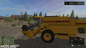New Holland TX34 v 1.0, 4 photo